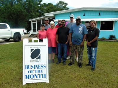 Click to view album: Business of the Month